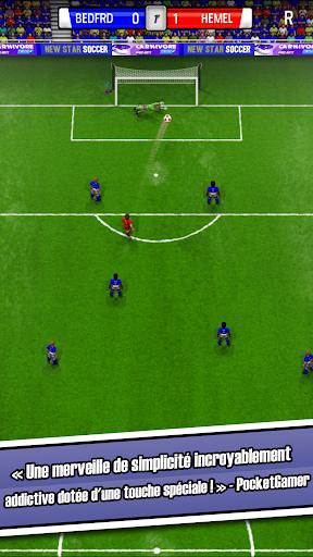 New Star Football  captures d'écran 5