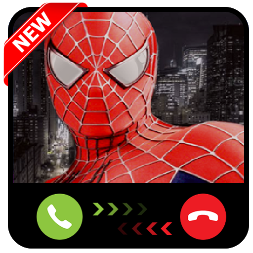 FakeCall From The Spider Prank