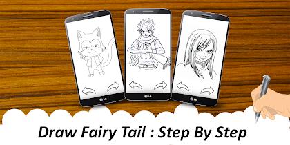 🎨 Learn To Draw fairy taile - screenshot thumbnail 04