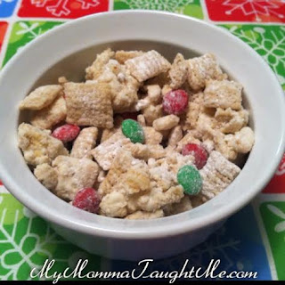 Vanilla Party Chex Mix