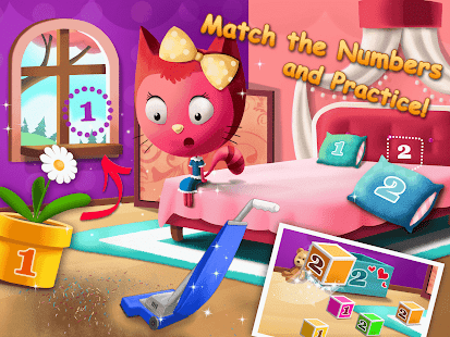 Miss Preschool Math World- screenshot thumbnail