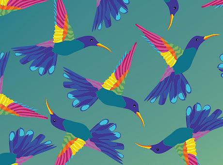 hummingbird_kaleidoscope