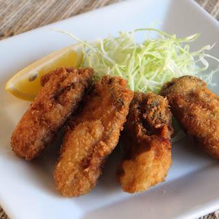 Kaki Fry (Fried Oyster)