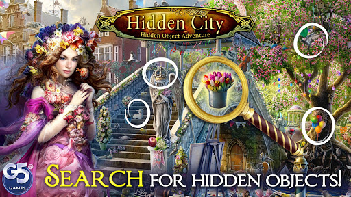 Hidden City: Hidden Object Adventure  screenshots 7