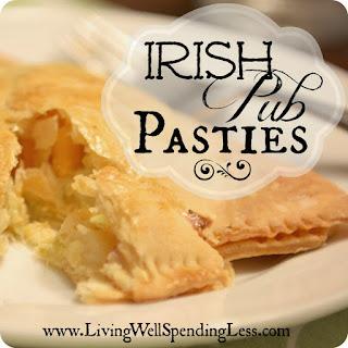 Irish Pub Pasties.