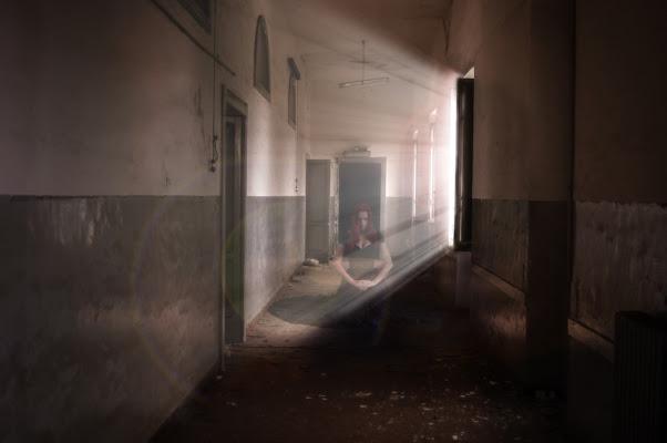 Il fantasma nel sogno di Mattia Prano