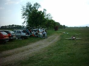 Photo: Le terrain ACM en mai 2004