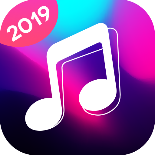 Free Music - Music Player & MP3 Player & Music FM Icon