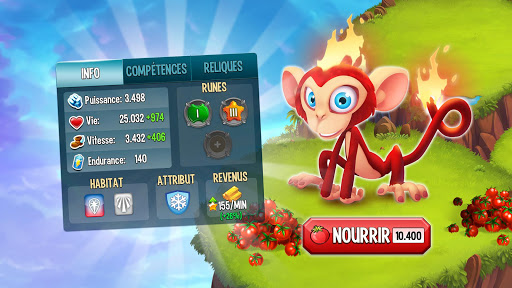 Code Triche Monster Legends APK Mod screenshots 1