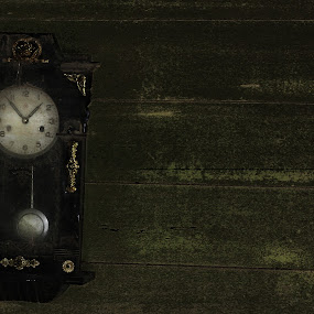 Old..... by Chua Chung nam - Artistic Objects Other Objects ( pwcclocks-dq )