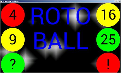RotоBall free
