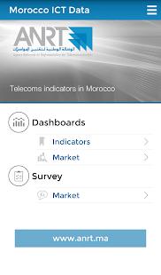 Morocco ICT data - náhled