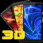 3D Light Live Wallpaper icon