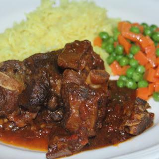 Goat Stew.