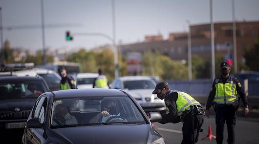 La Junta cierra 35 municipios en Almería que superan la tasa de 500 casos