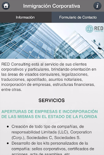 Red Consulting- screenshot thumbnail