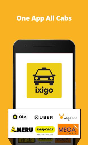 ixigo Cabs-Compare & Book Taxi - Revenue & Download estimates