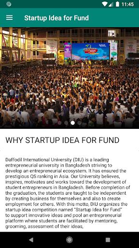 Startup Idea for Fund 4.0 screenshots 1