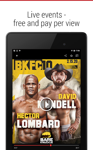 FITE - Boxing, Wrestling, MMA & More 4.2 screenshots 20