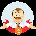 Online Medicines - rxmedikart icon