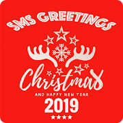 Merry Christmas SMS Greeting Cards 2018