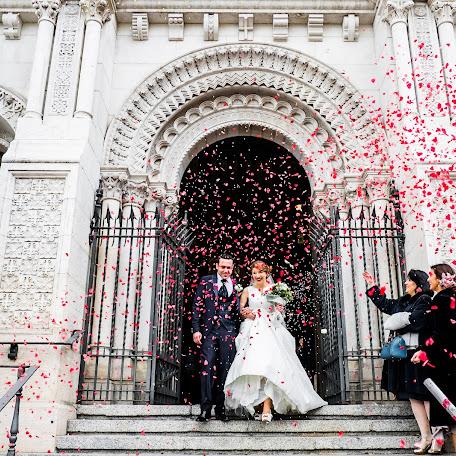 Wedding photographer Elena Chebanova (chebaele). Photo of 28.01.2018