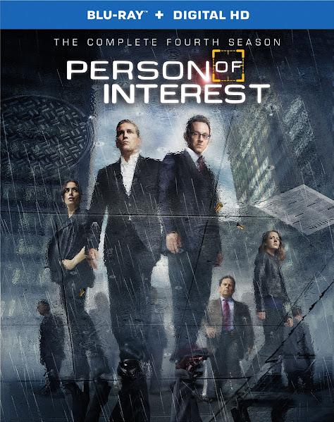 Person of Interest – Temporada 4 [4xBD25]