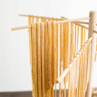 Homemade Whole Wheat Pasta Recipe