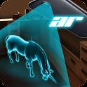 Верховая Unicorn AR Hologram icon