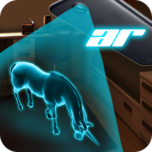 Horse Unicorn AR Hologram for PC and MAC