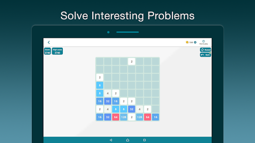 Math Exercises for the brain, Math Riddles, Puzzle android2mod screenshots 10