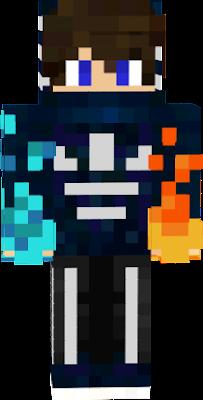 skin do minecraftu