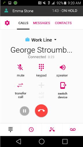 T-Mobile DIGITS screenshot