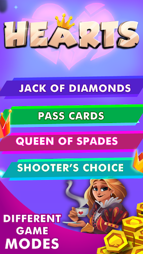 Hearts - Free Card Games 2.5.2 screenshots 2