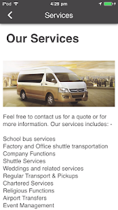 Eleson Transport Service screenshot 7