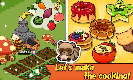 Happy Garden - pets animals games