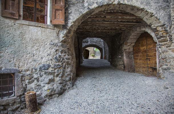 tunnel di codadilupo