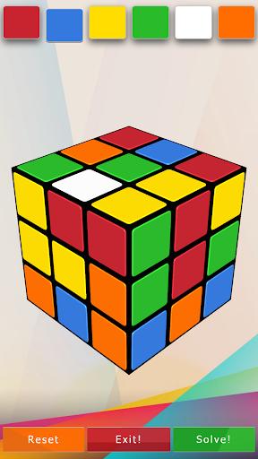 3D-Cube Solver 1.0.2 screenshots 4