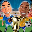 HardBall - Mini Caps Soccer League Football Game icon