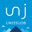 유니드잡 - 우수한 기업과 인재의 컨넥션 플랫폼 icon