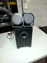Photo: Altec Computer Speaker Set $18