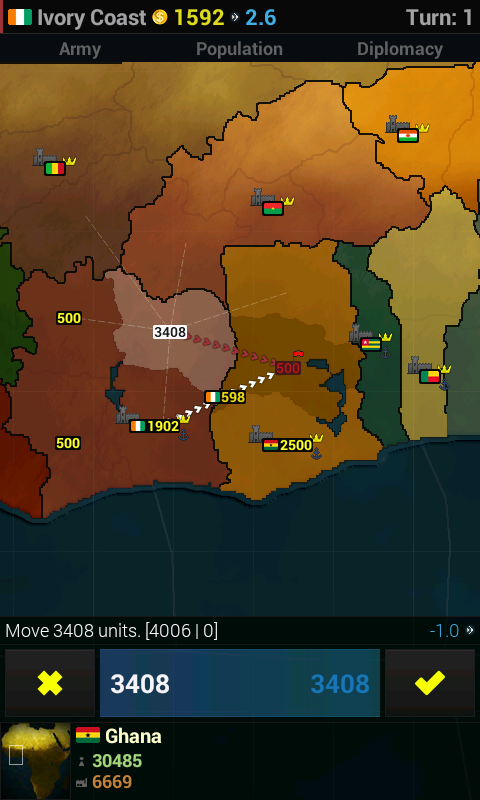 Age of Civilizations Africa- screenshot