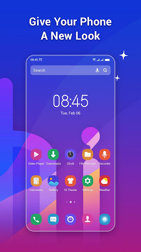 HiOS Launcher(2020)-  Fast, Smooth, Stabilize 4.0.008.2 screenshots 1