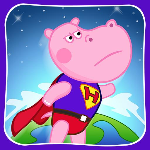 Crianças Superheroes gratuitos