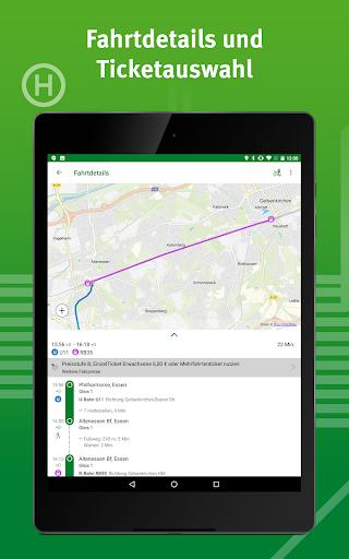 VRR-App - Fahrplanauskunft 5.37.14418 screenshots 12