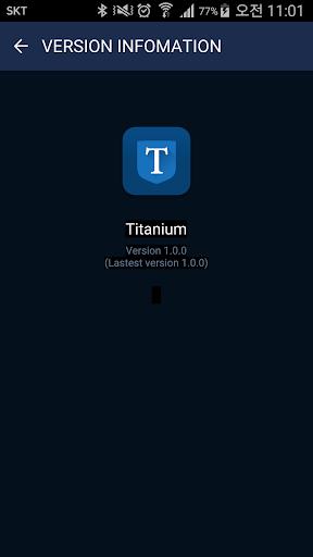 Titanium Mobile+ 1.5.19 screenshots 2