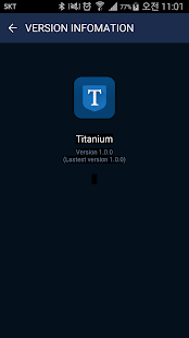 Titanium Mobile+ - náhled