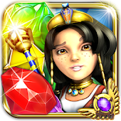 Jewellust Endless: match 3 icon