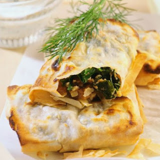 Filled Veggie Pasties