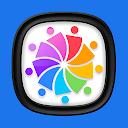 Minka Dark Squircle - Icon Pack app thumbnail